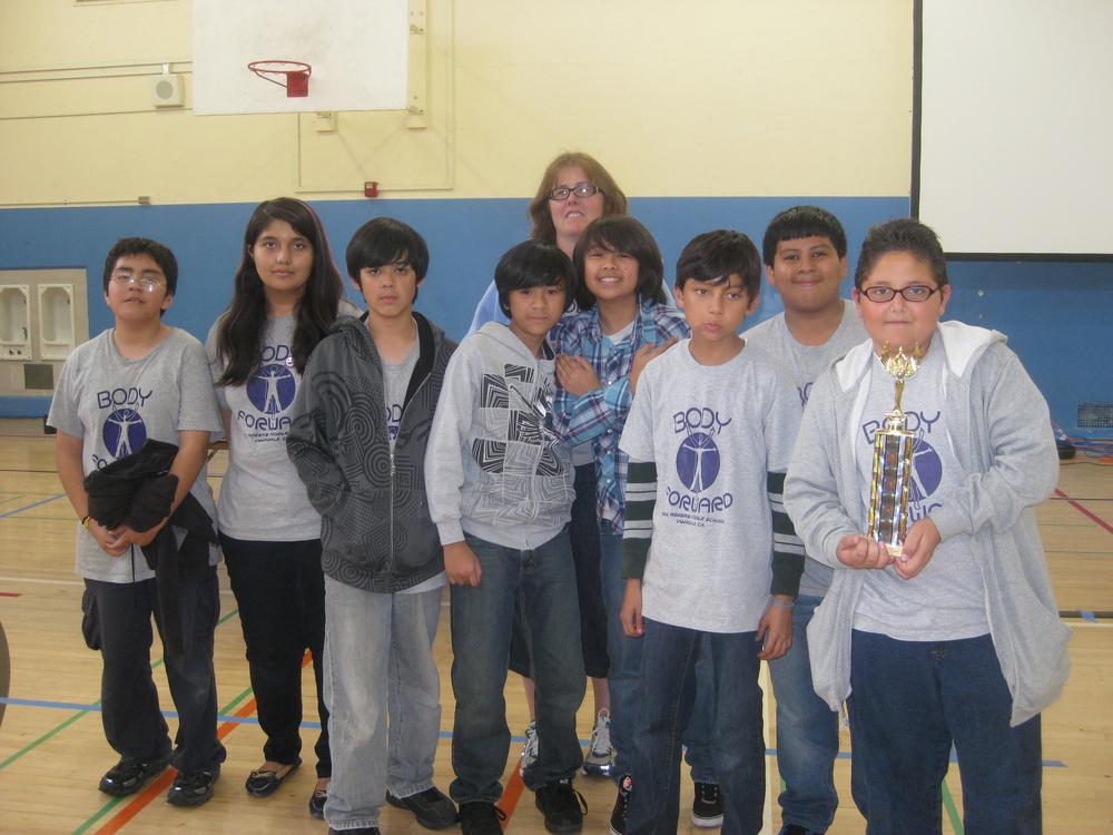 FLL Core Values Team